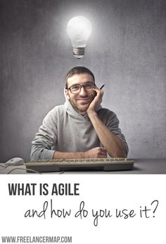 This article first takes a closer look at Agile in itself and then goes on to highlight the main strengths and weaknesses of the method. If you're thinking about whether or not you should work with Agile, you're in the right place! #freelancing #freelancertips #freelancermap #agile #howto #projectmanagement