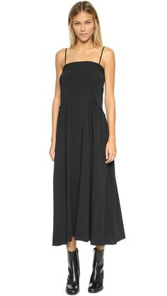 f25364430e8 Helmut Lang Strap Maxi Dress