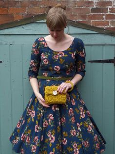Dressmaking in my spare time: the Betty Dress by Sew Over It | Shirley Rainbow