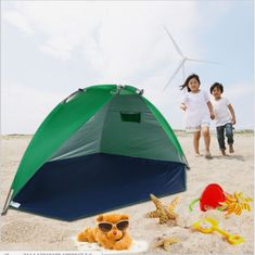 3ecf07046 Tent Outdoor TOMSHOO 2 Persons Outdoor Beach Tents Shelters UV Protecting  Summer #outdoor #sports