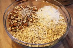 Recipe: How to Make Granola - One Hundred Dollars a Month Breakfast Snacks, Breakfast Recipes, Quaker Granola, How To Make Granola, Granola Cereal, Recipe Using, Healthy Snacks, Food And Drink, Yummy Food