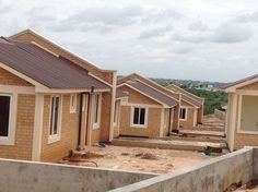 Housing Project in Tanzania.
