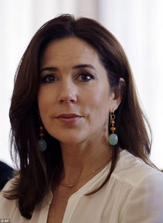 Princess Mary is a strong advocate for healthcare both at home in Denmark and around the w...