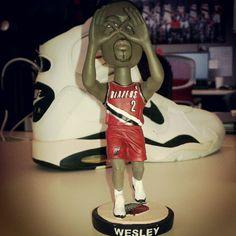 Bring Us Good Luck, Wesley!
