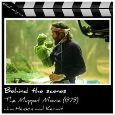 The Muppet movie, 1979 #themuppets #themuppetshow #kermit #kermitthefrog #jimhenson #muppets #muppet #hollywood #moviephoto #movie #thefinestgrains #rarephoto