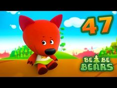 Bjorn and Bucky - Be Be Bears 2017 new series English Episode 47 - Funny fish and cereal full episodes on youtube
