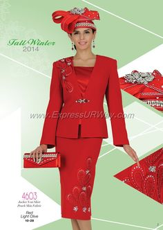 Womens Church Suits by Champagne for Fall 2014 - www.ExpressURWay.com - Champagne, Womens Church Suits, Church Suits, Fall 2014, Champagne Womens Suits, Womens Suits, Church Suits for Women, ExpressURWay