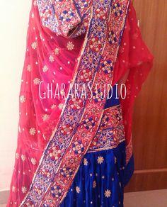 Gharara in satin silk.  Heavy zardozi handwork embroidery on Gharara and dupatta.  #gharara #ghararastudio #ghararastudiobyshazia #ghararaonline #ghararadesigner #bride #bridal #wedding #weddingday #weddingdress #marriage #muslimbride #muslimwedding #fashion #fashionable #fashionblog #fashionblogger #fashiongirl #fashionable #fashionaddict #fashiondesigner #satinsilk #silk #royal #instapic #instafashion #instastyle