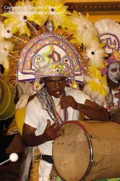 Junkanoo Festival of the Bahama Islands