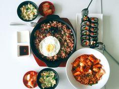 Korea's food