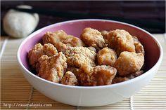 Chicken Karaage (Sesame Fried Chicken) Recipe