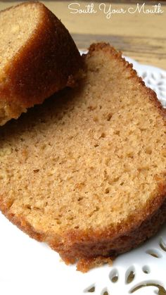 White Wine Cake | South Your Mouth | Bloglovin'