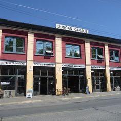 Duncan Garage Cafe & Bakery - Duncan, BC | Yelp