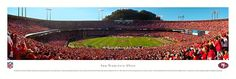 San Francisco 49ers Panoramic - Candlestick Park - NFL Picture $29.95