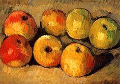 cezanne apples