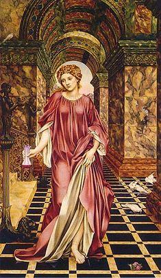 Medea di Evelyn De Morgan (1850-1919)