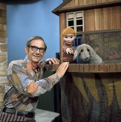 I used to watch Mr. Dressup all the time when I was little.  We got more Canadian channels than US channels before cable! :)