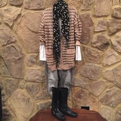 Jessica Simpson button up cardigan Jessica Simpson button up cardigan, size M- excellent condition! ❤️ the cover photo?! The scarf, jeans, and boots are also for sale in the closet! Jessica Simpson Sweaters Cardigans