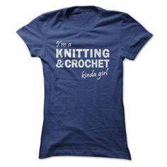 Im a Knitting and Crochet kinda girl