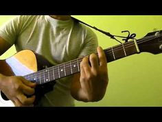 How to Learn to Press Bar Chords More Easily - Beginner Quick
