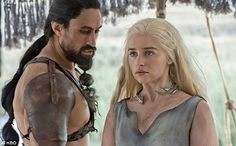 HBO has unveiled new Game Of Thones season six images, including a first look at Joseph Naufahu's new Dothraki warlord Khal Moro