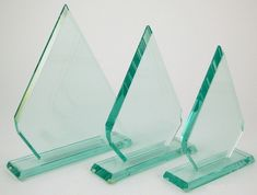 Pageant Stand Up Glass Set