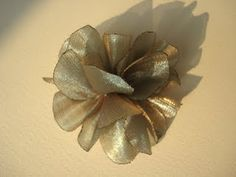 I think I may make some hair flowers!