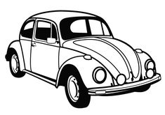 volkswagen beetle illustration - Buscar con Google