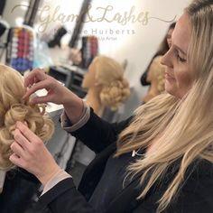 Bruidskapsels, make-up, visagie, bruiloft, trouwen Make Up, Lashes, Photo And Video, Instagram, Fashion, Moda, Fashion Styles, Eyelashes, Makeup