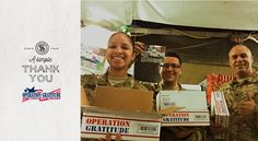 Operation Gratitude: Sending Care Packages To All Who Serve | Sutter Home
