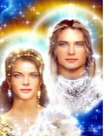 Ascended Masters Purity & Astea ♥♥ Divine Twin Flames