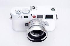 $4,000 - 8,000 white leica M8.