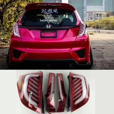 VLAND car lamp For 2014-UP Honda Fit/Jazz GK5 headlamp #vland #hondafittaillamp  #hondafitrearlights #hondafit #hondajazz Honda Jazz Modified, Modified Cars, Motorcycle Gear, Motorcycle Accessories, Car Bazaar, Honda Vtec, Honda Cars, Honda Fit, Nissan Silvia