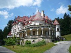 hrady a zámky slovensko - Hľadať Googlom Cathedrals, Victorian Homes, Castles, Mansions, House Styles, Building, Travel, Viajes, Chateaus