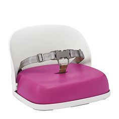 OXO Tot Perch Booster Seat with Straps, Pink OXO