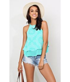 Life's too short to wear boring clothes. Hot trends. Fresh fashion. Great prices. Styles For Less....Price - $16.99-EXMumrAN