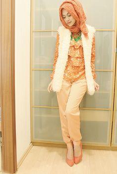♥ Muslimah fashion inspiration