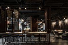 Joyce Wang Studio's MOTT32 in Hong Kong wins World Interior of the Year 2014 | World Interior of the Year 2014: MOTT32, Hong Kong, by Joyce Wang Studio | Bustler
