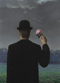 René Magritte (Belgium, 1898-1967): La Double Vue, 1957. Rene Magritte : More At FOSTERGINGER @ Pinterest