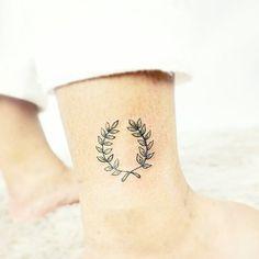 laurel wreath tattoo-43