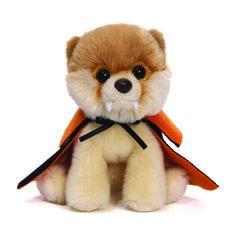 Itty Bitty Boo Vampire Plush - Gund - Boo the Dog - Plush at Entertainment Earth Halloween Vampire, Halloween Boo, Plush Animals, Cute Animals, Stuffed Animals, World Cutest Dog, Baby Shop, Cute Dogs, Toys