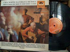 Lp Vinil - Uma Noite na Velha russia - Balalaicas Russas - http://www.infinityclassic.com.br/produtos/lp-musica-instrumental/lp-vinil-uma-noite-na-velha-russia-balalaicas-russas/