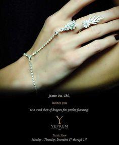 Gorgeous hand adornment Yeprem.