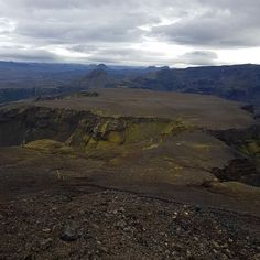 #trekking #iceland #fimmvorouhals #eyjafjallajokull #volcano #hiking #trek