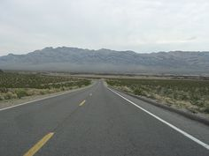 S.R. 178 Chicago Valley, Between Shoshone, CA and Pahrump, NV