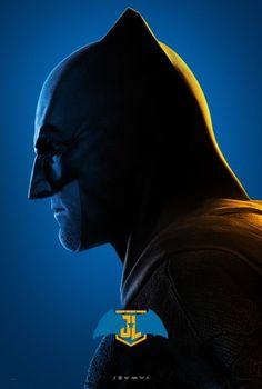 Justice League: Batman Poster