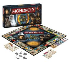 The Lord of the Rings™ Trilogy Edition MONOPOLY®