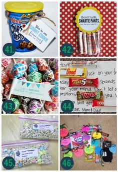 Good Luck Gift Ideas- love the cute good luck Candy Gram Good Luck For Exams, Good Luck Cards, Good Luck Sayings, Gymnastics Gifts, Cheerleading Gifts, Dance Team Gifts, Dance Good Luck Gifts, Cheer Tryouts, Candy Quotes