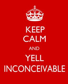 read the original comment below.ORIGINAL: You keep saying that. I do not think that word means what you think it means. -The Princess Bride Keep Calm, Movie Quotes, Funny Quotes, Just For Laughs, Good Movies, Greatest Movies, Laugh Out Loud, Make Me Smile, I Laughed