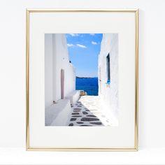 Mykonos Greece Instant Download by Pleasant Prints Shop, $5